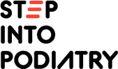 Step into Podiatry Logo